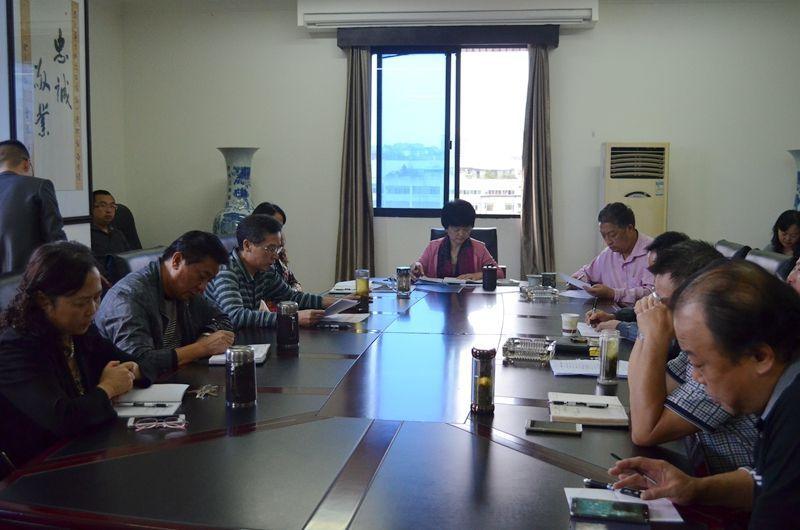 第二十二屆自貢國際恐龍燈會工作動員會召開